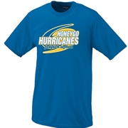 Honeygo Hurricanes Wicking T-Shirt