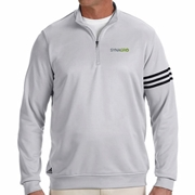 SYNAGRO Men's Adidas Golf Men's ClimaLite® 3-Stripes Pullover