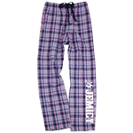 Jemicy Adult Flannel Pajama Pants