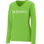 Jemicy Girls Long Sleeve Tee