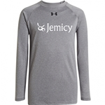 Jemicy Mens UA Locker Tee