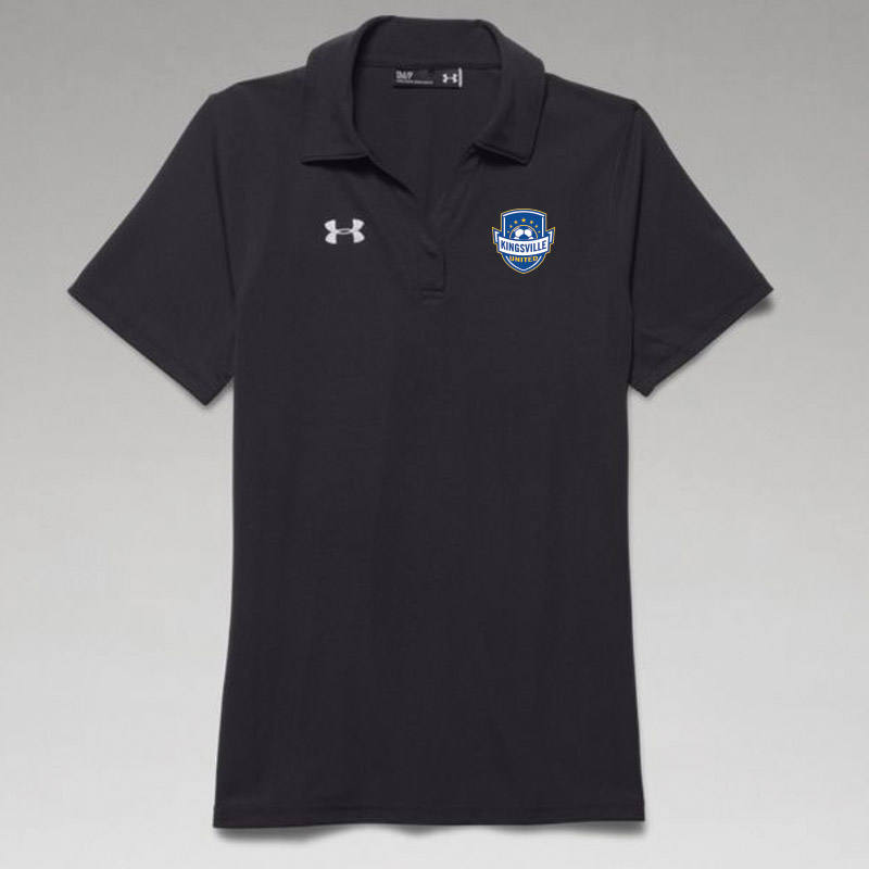 Kingsville United -Womens Performance Polo