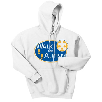 Walk for Autism Hoodie