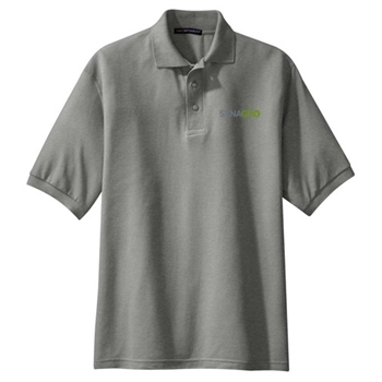 SYNAGRO Men's Silk Touch Trade Show Polo