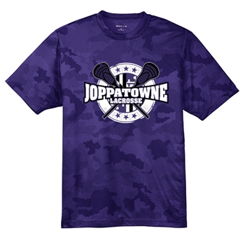 Joppatown Lacrosse Performance Short Sleeve Tshirt