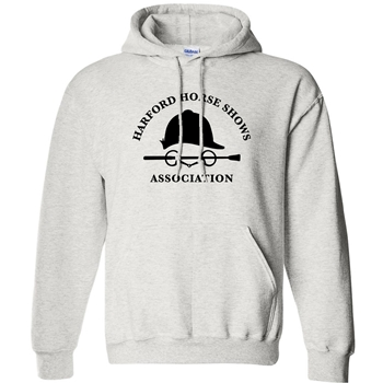 HHSA Logo Hoodies - Ash Grey