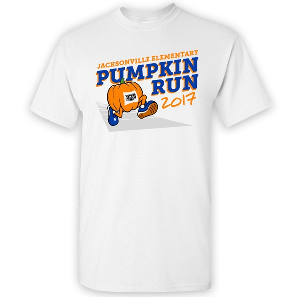 Pumpkin Run Shirts