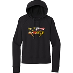 Seed School Ladies French Terry Pullover Hoodie