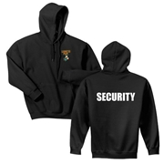 Security Hoody - Black