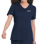 ACell Women's Stretch V-Neck Tunic