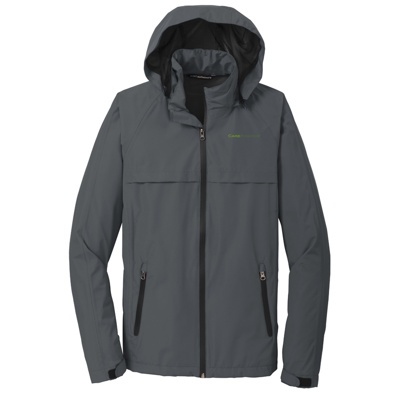 CareKinesis Port Authority® Torrent Waterproof Jacket - Magnet