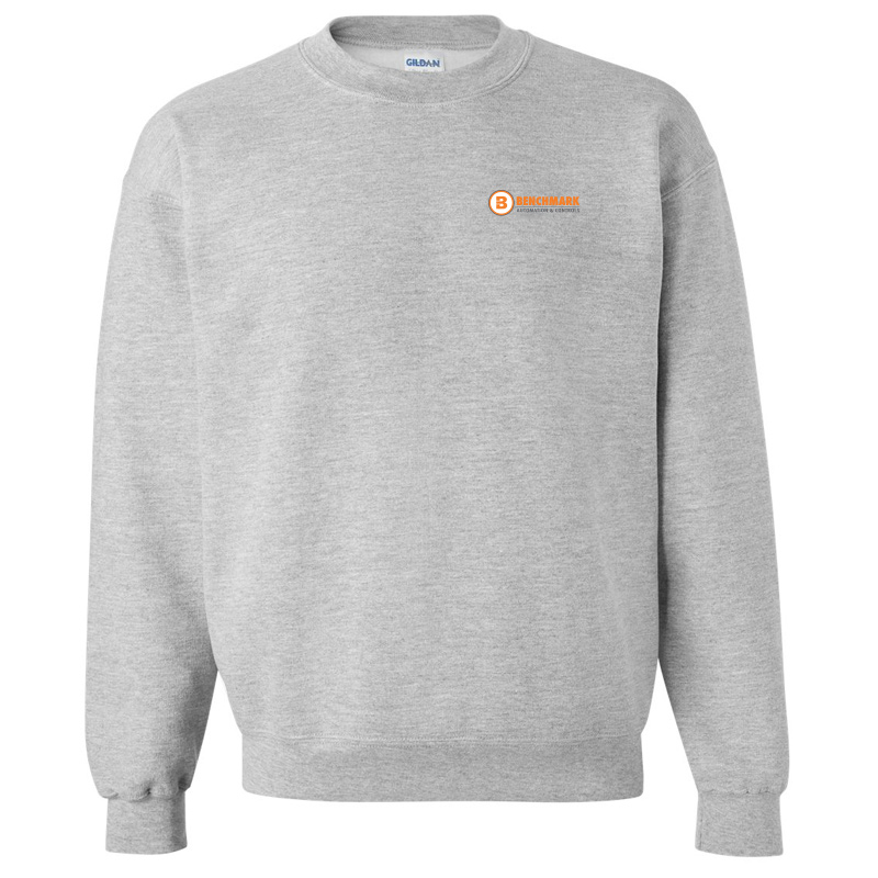 Benchmark Crewneck Sweat Shirt - Sport Grey