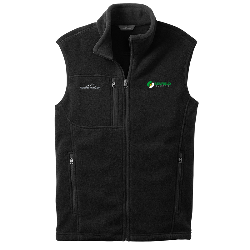 Benfield Electric Fleece Vest -Black