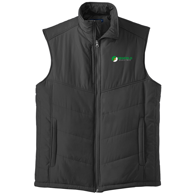 Benfield Electric Puffy Vest -Black