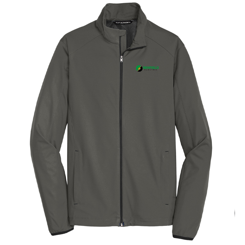 Benfield Electric Active Soft Shell Jacket -Grey Steel