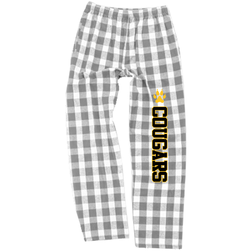 CMS Flannel Pajama Pants - Oxford Natural Buffalo Plaid