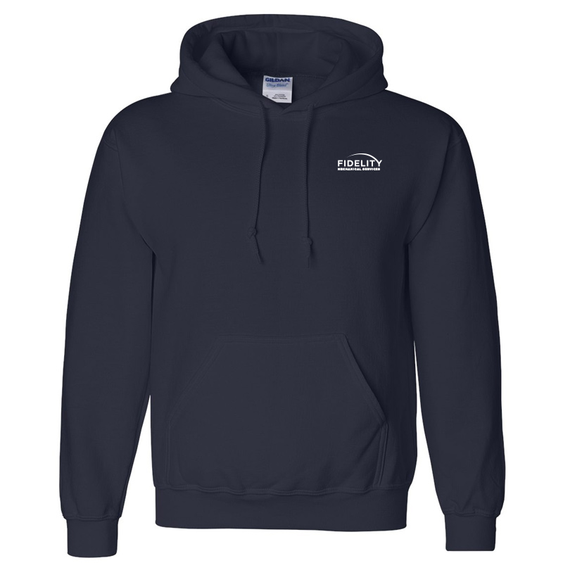 Fidelity Mechanical Pullover Hoodie - Navy
