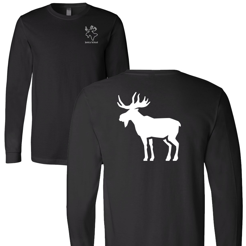 Jemicy Moose L/S - Black