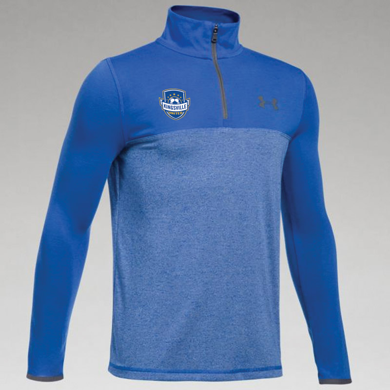 Kingsville United - Youth Threadborne 1/4 Zip