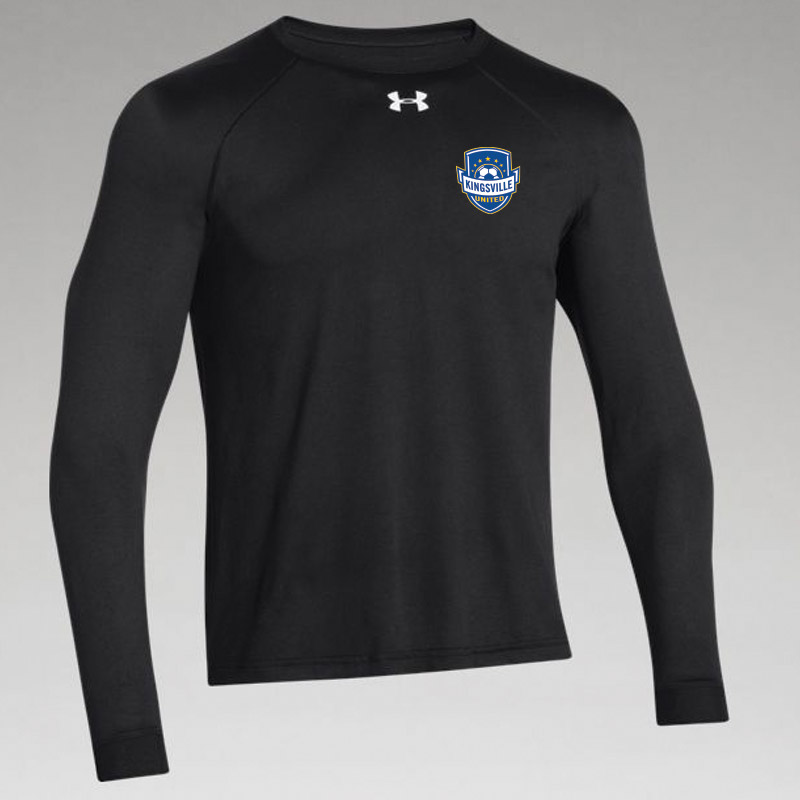 Kingsville United -LS Mens Locker Tee