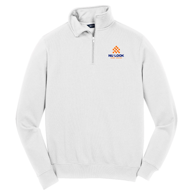 Nu Look Under Armour Ladies' UA Tech™ Quarter-Zip - White