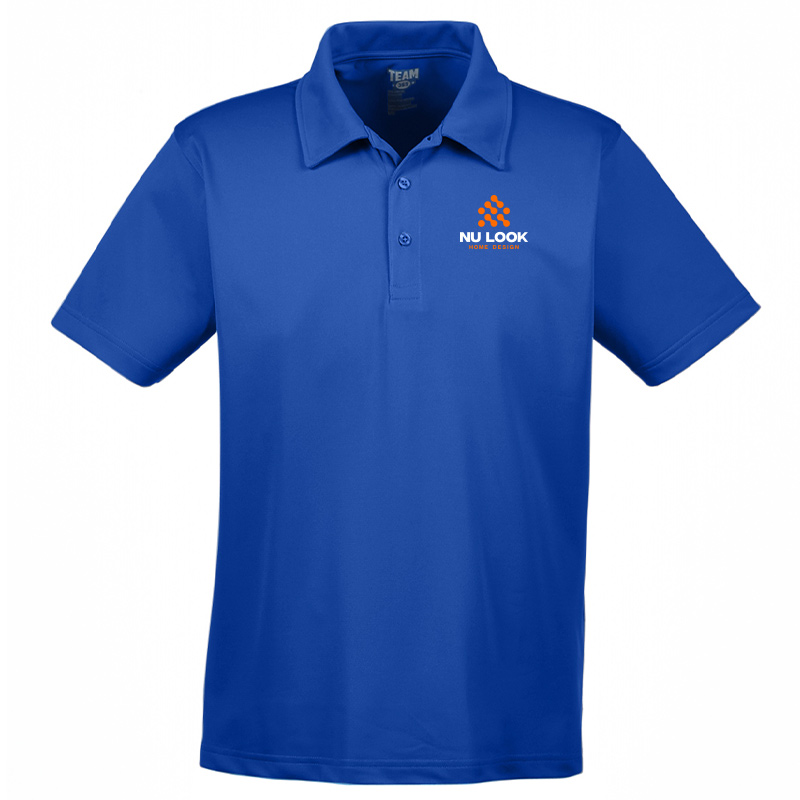Nu Look Home Design Team 365 Men's Command Snag Protection Polo - Sport Royal