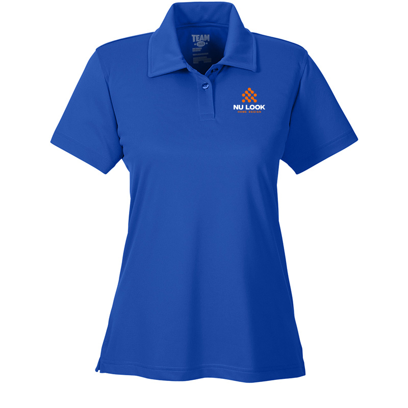 Nu Look Home Design Team 365 Ladies' Command Snag Protection Polo - Sport Royal