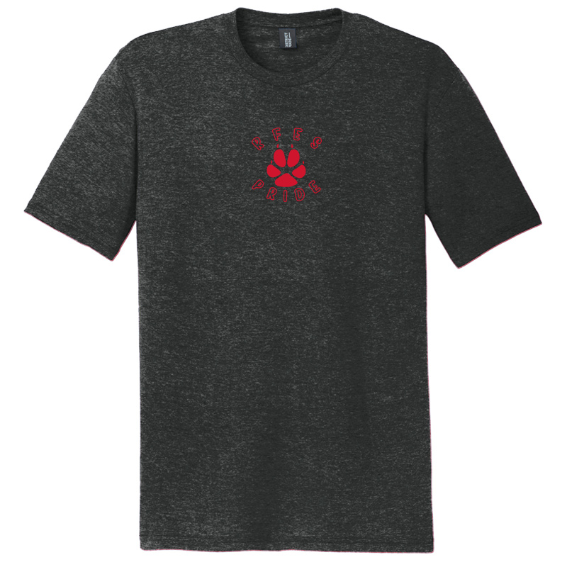 Ring Factory Elementary Perfect Tri Tee - Black Frost