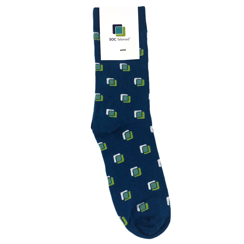 SOC Telemed Socks - $5.50