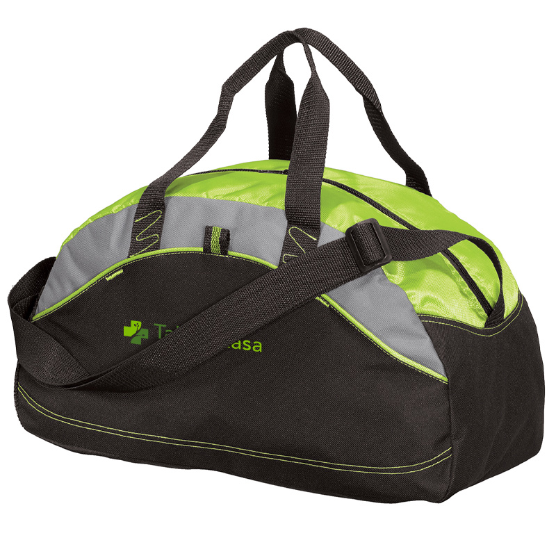 TRHC Port Authority® - Medium Contrast Duffel - Black