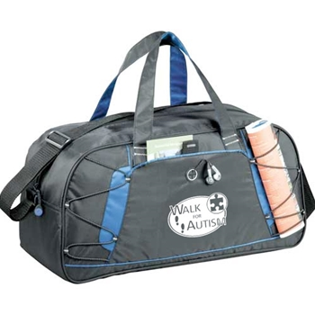 Walk for Autism Duffel Bag