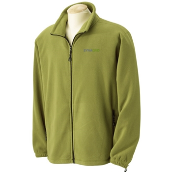 SYNAGRO Men's Wintercept™ Fleece Full-Zip Jacket