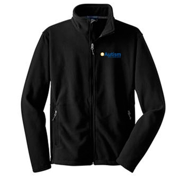 Autism Delaware Fleece Jacket