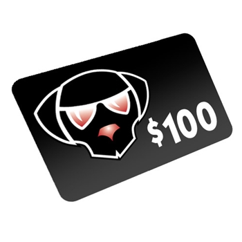 Swag Dog Gift Card - $50