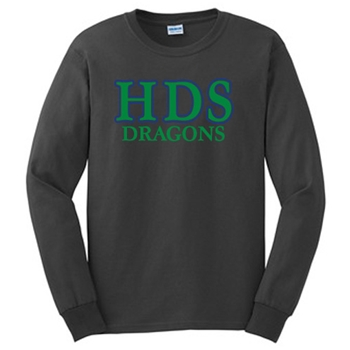 HDS Short Sleeve Tee - HDS Dragons Logo