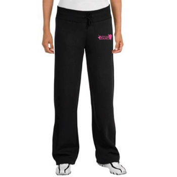 MD School of Dance Ladies Fleece Pant