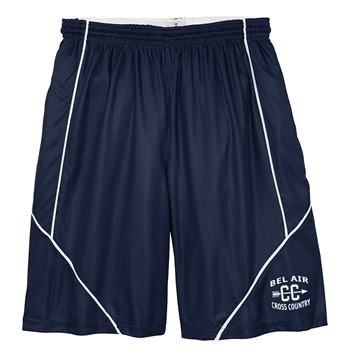 BAHS Boy's Football Sport-Tek® PosiCharge® Mesh Reversible Spliced Short