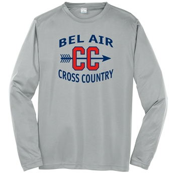 BAHS Boy's Football Sport-Tek® Long Sleeve PosiCharge® Competitor™ Tee
