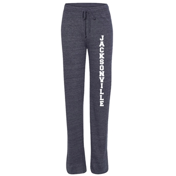 Jacksonville Elementary Text  Alternative Ladies' Eco-Jersey Long Pant