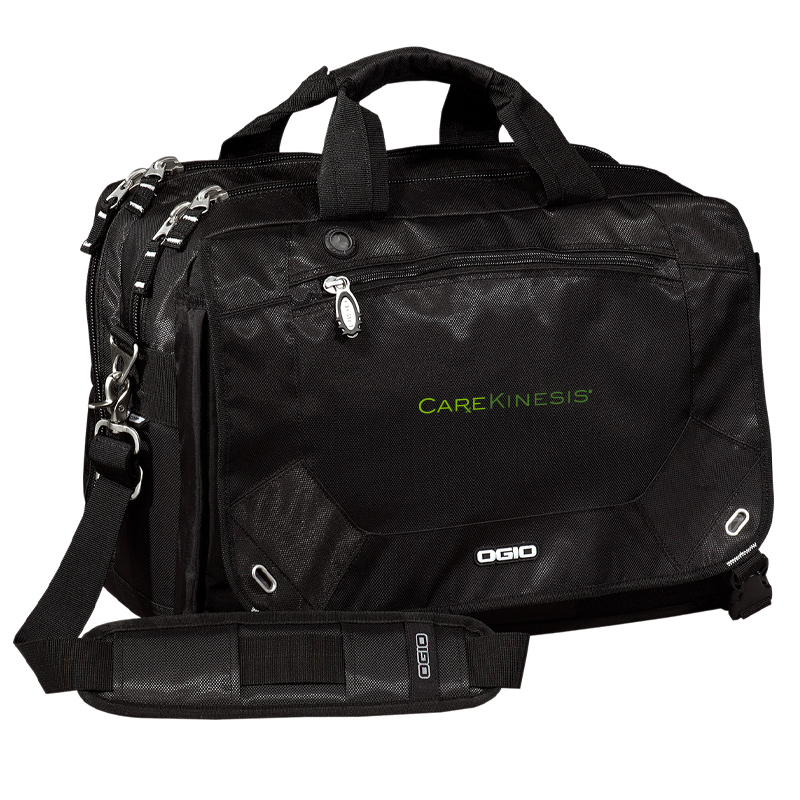 Care Kinesis OGIO® - Corporate City Corp Messenger - Black
