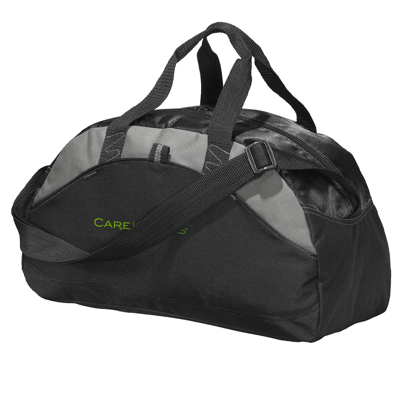 Care Kinesis Port Authority® - Medium Contrast Duffel - Lime