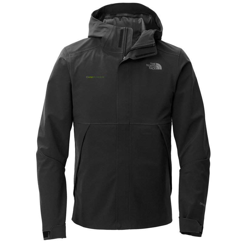 CareKinesis The North Face ® Apex DryVent ™ Jacket - Black
