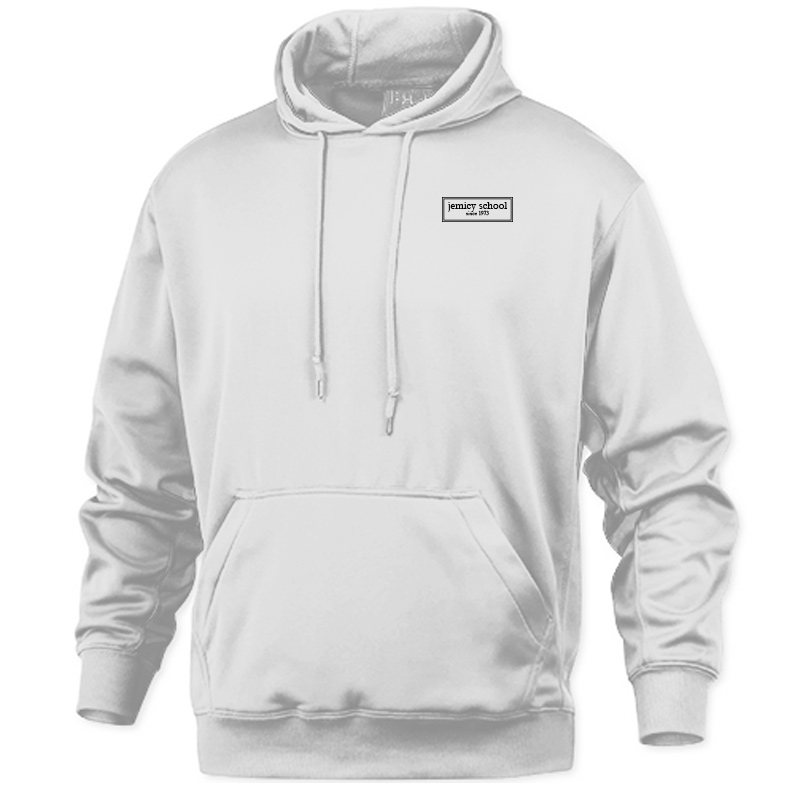 Jemicy EST. Baw Youth Pullover Sweatshirt - White