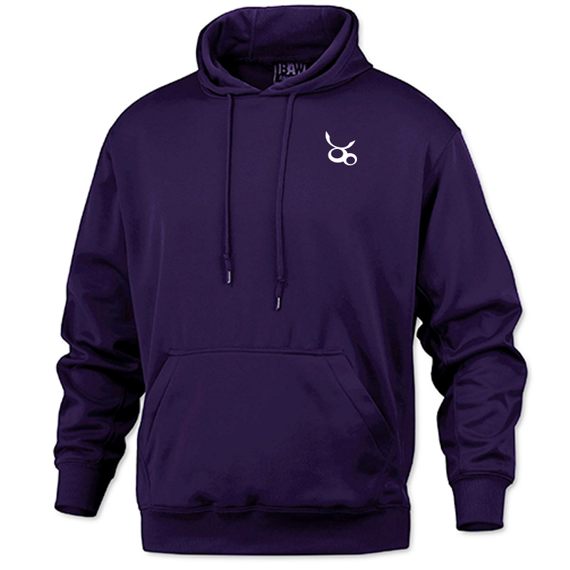 Jemicy LC Baw Adult Pullover Sweatshirt - Purple