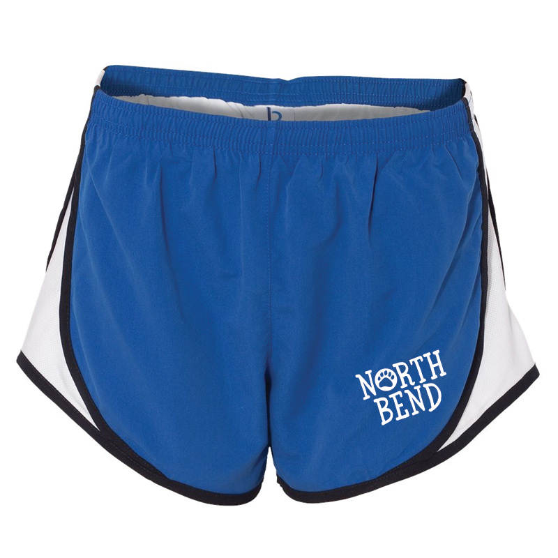 North Bend Velocity Short : Ladies and Girls  - Royal