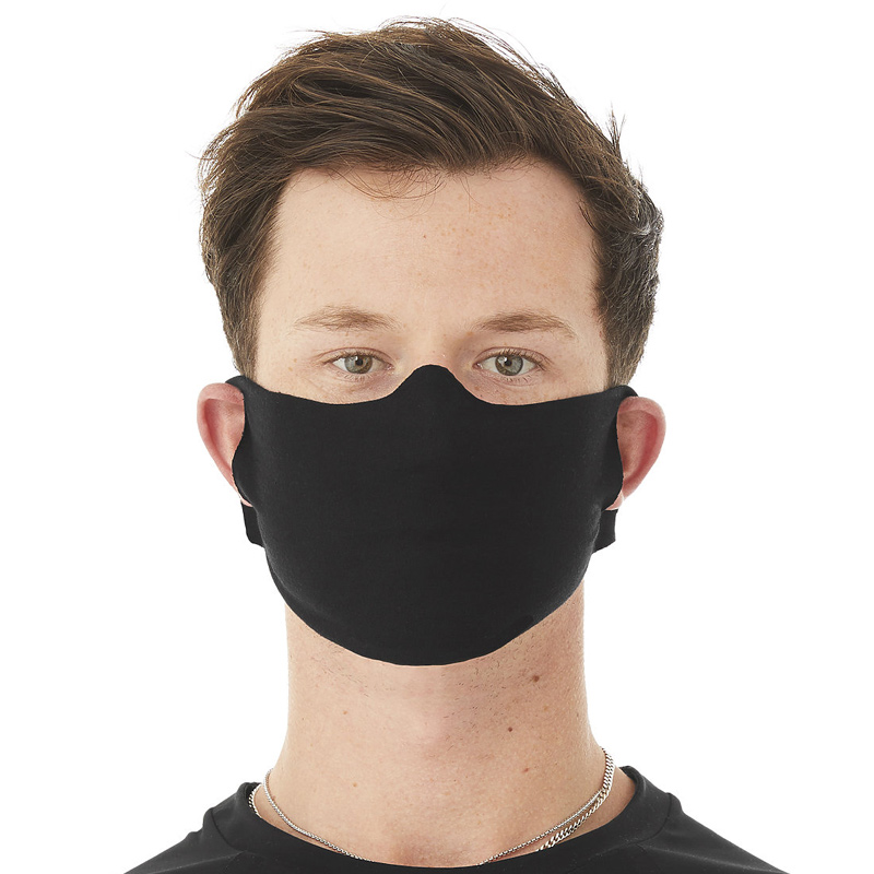 Black Daily Face Mask - In Stock!