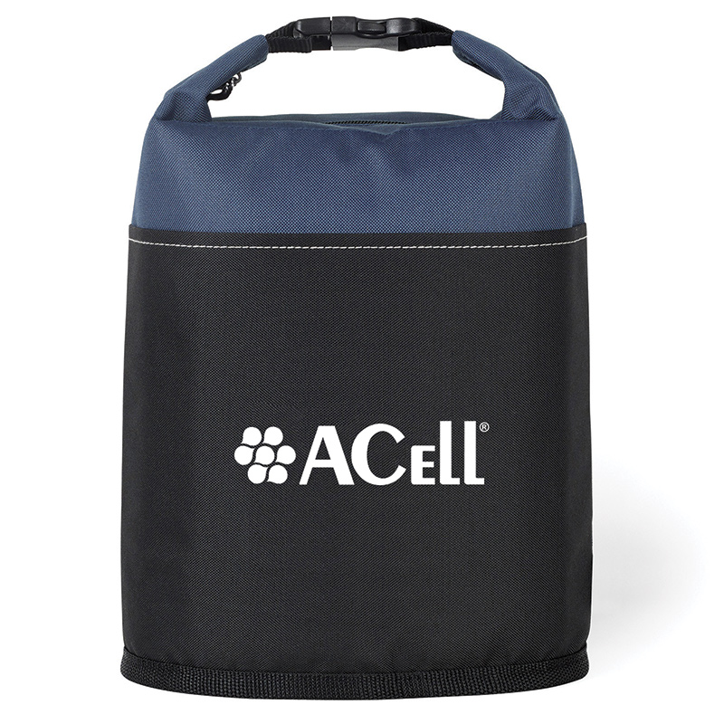 Acell Navy Blue/Black Taylor Lunch Cooler