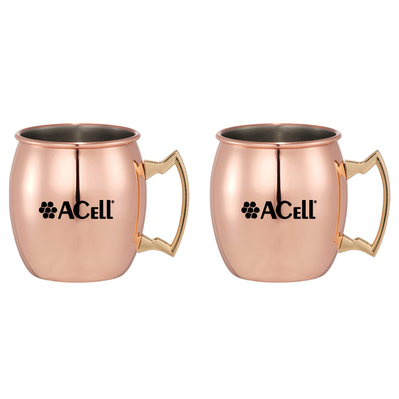 Acell Moscow Mule Mug 4-in-1 Gift set
