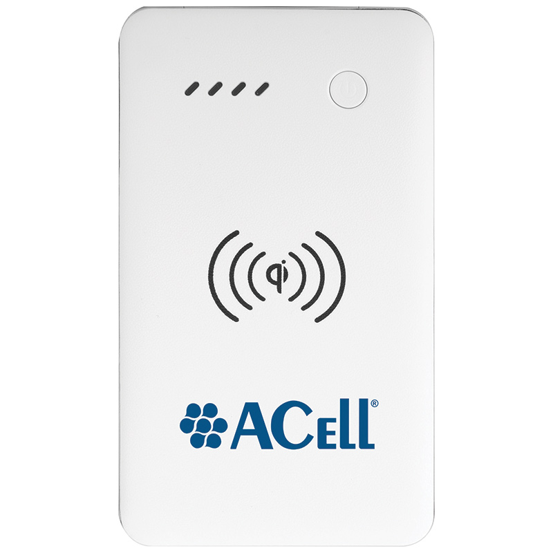 Acell Qi 4000 mAh Wireless Power Bank