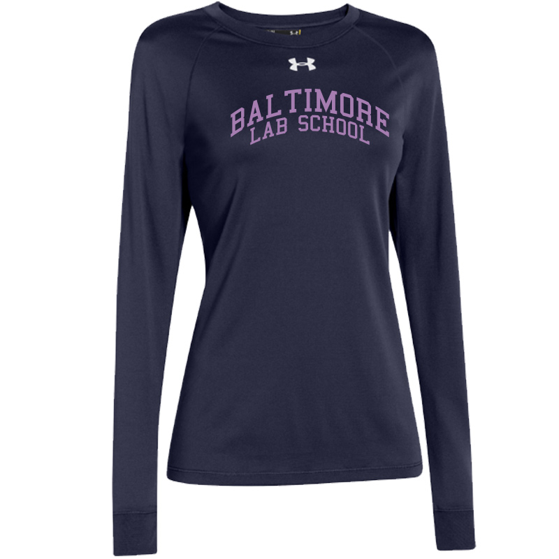 Baltimore Lab School Under Armour Men's Locker T-Shirt -Navy